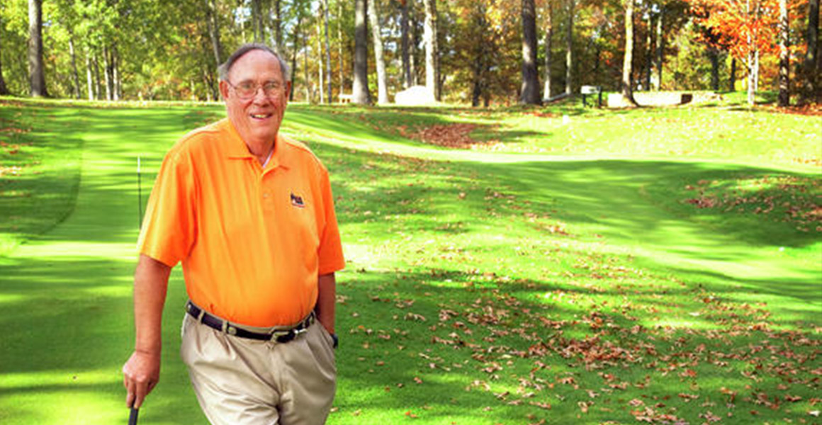 Rest In Peace Fred Boos – A legendary golfer, a familiar face, an athlete, a leader, a true friend