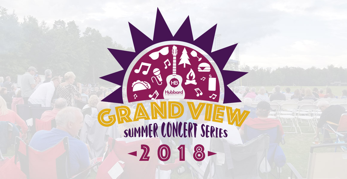 Summer Entertainment at Grand View Lodge