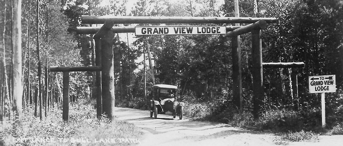 Grand View Entrance
