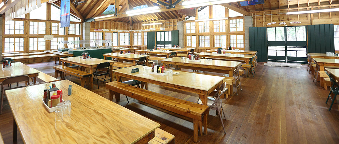 Lincoln Intermediate Dining Hall