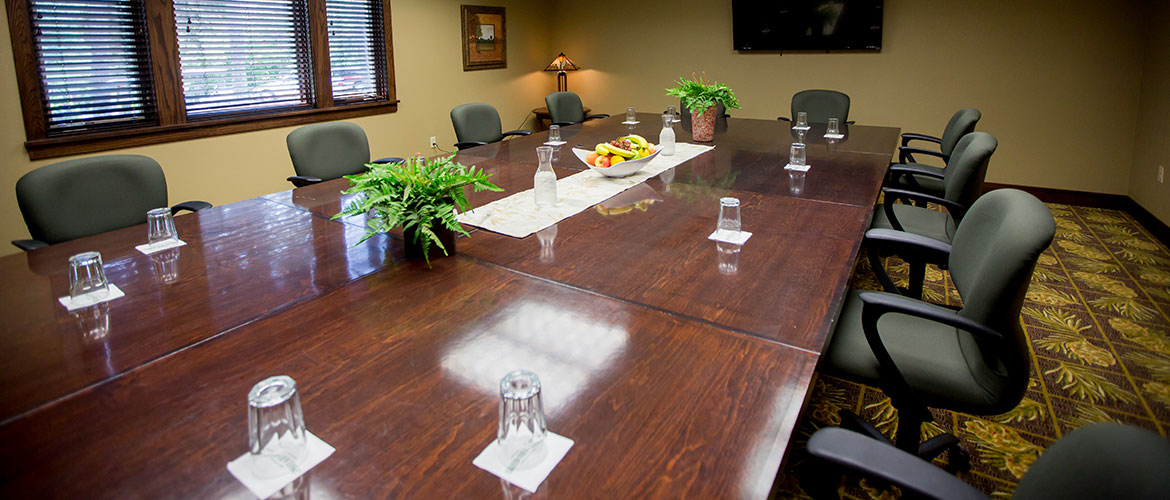 Norway Center Boardroom