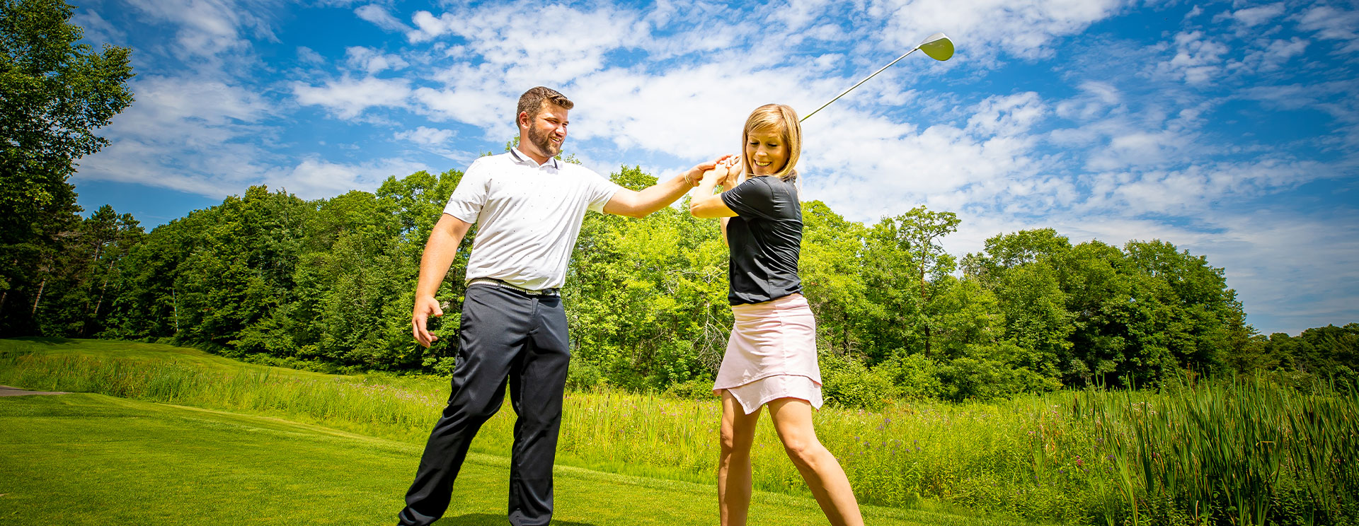 Couples Golf, Spa & Dine